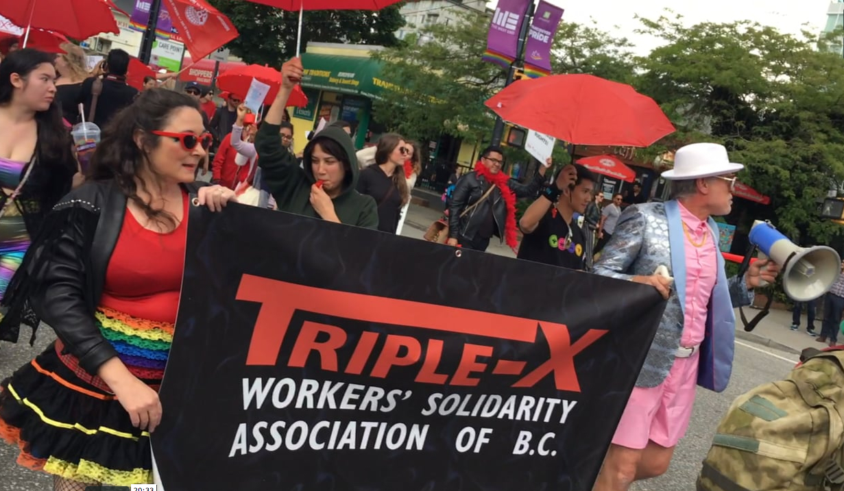Vancouver Red Umbrella March 2019 Celebrates Its 7th Year!