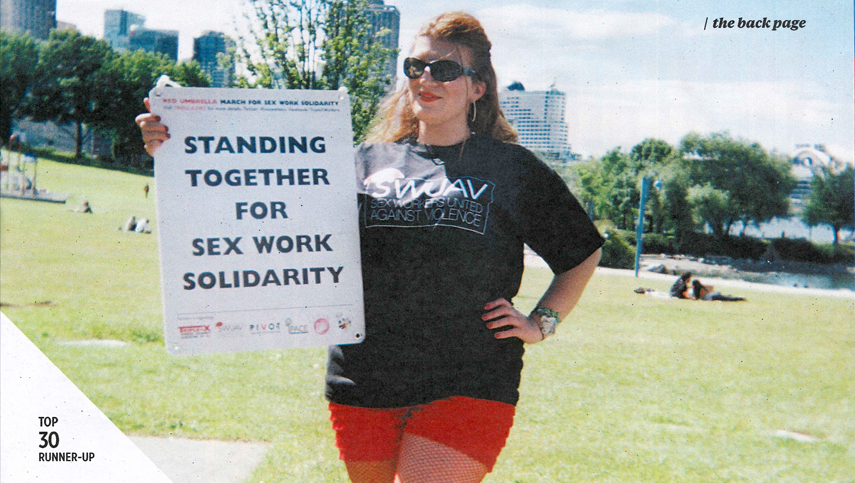 The Continual Fight for Sex Trade Worker Rights